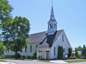Our Savior's Lutheran Church, McIntosh Minnesota