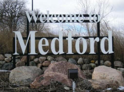Welcome to Medford Minnesota!