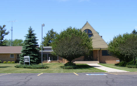 Christ the King Catholic Church, Medford Minnesota, 2010