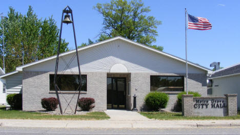 City Hall, Meire Grove Minnesota, 2009