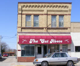 The Cut Above, Melrose Minnesota