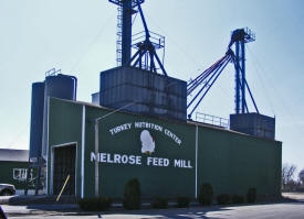 Melrose Feed Mill, Melrose Minnesota