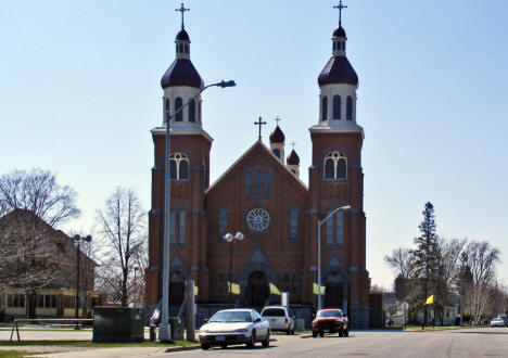 St. John's Catholic Church, Melrose Minnesota, 2009