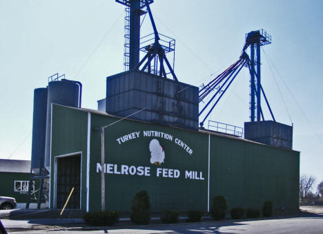Feed Mill, Melrose Minnesota, 2009