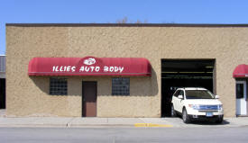 Illies Auto Body, Melrose minnesota