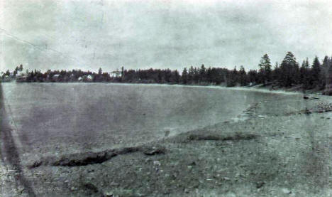 Spirit Lake, Menahga Minnesota, 1910