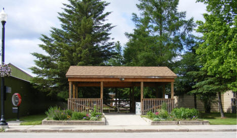 Shelter, Middle River Minnesota, 2009