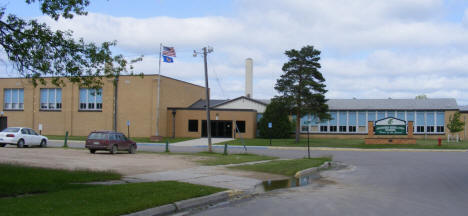 Greenbush Middle River School, Middle River Minnesota, 2009