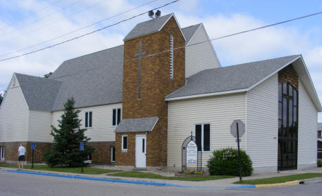 First Lutheran Church, Middle River Minnesota, 2009