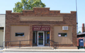 US Post Office, Miltona Minnesota