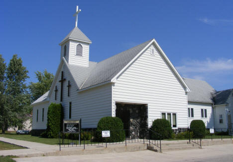 Mount Calvary Lutheran Church, Miltona Minnesota, 2008