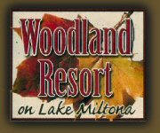 Woodland Resort, Miltona, MN
