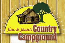 Jim & Joan's Country Campground, Miltona Minnesota