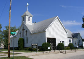 Mount Calvary Church, Miltona Minnesota