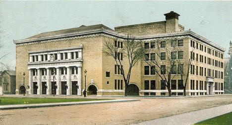 Auditorium, Minneapolis Minnesota, 1906