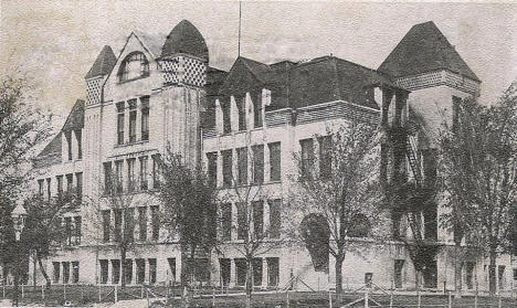 Logan School, Minneapolis Minnesota, 1909