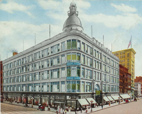 Donaldsons Glass Block, Minneapolis Minnesota, 1905
