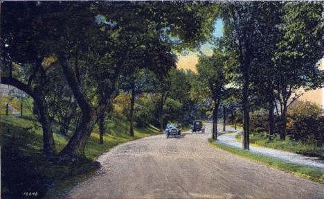 Kenwood Parkway, Minneapolis Minnesota, 1910's