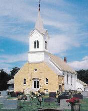 Minneola Lutheran Church, Goodhue Minnesota