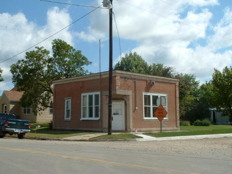 Former Post Office, Mizpah Minnesota, 2006