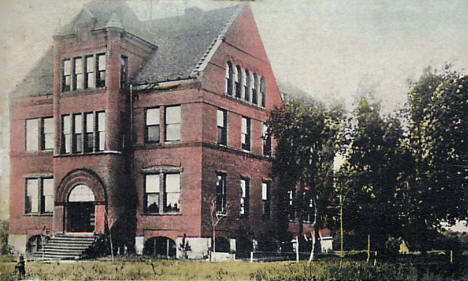 Windom Institute, Montevideo Minnesota, 1912