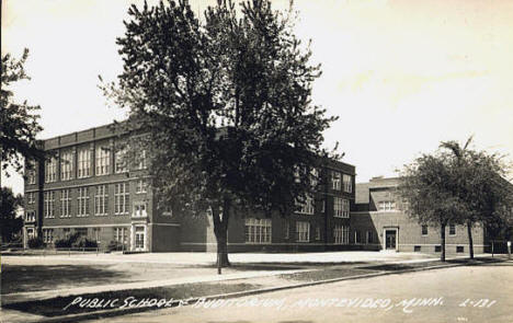 Public School, Montevideo Minnesota, 1950