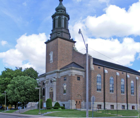 Holy Redeemer Catholic Church, Montgomery Minnesota, 2010
