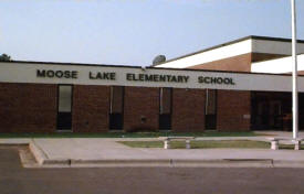 Moose Lake Elementary School, Moose Lake Minnesota