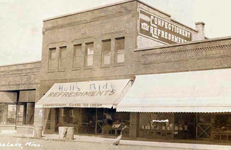 Store in Moose Lake Minnesota, 1920