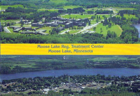 Moose Lake Treatment Center, Moose Lake Minnesota, 1970's