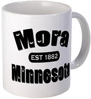 Mora Established 1882 Mug
