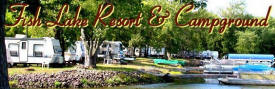 Fish Lake Resort & Campgrounds, Mora Minnesota