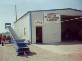 Custom Fabrication & Repair, Morris Minnesota