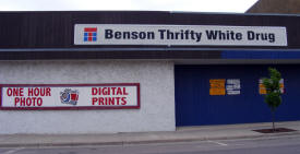 Benson Thrifty White Drug, Morris Minnesota