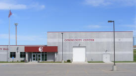 Morristown Community Center, Morristown Minnesota