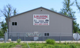Lacanne Paving, Morristown Minnesota