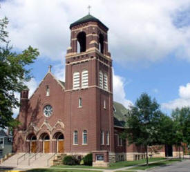 Assumption Church, Morris Minnesota