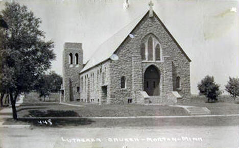 Lutheran Church, Morton Minnesota, 1951