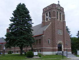 St. John's Catholic Church, Morton Minnesota