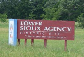 Lower Sioux Agency Historic Site, Morton Minnesota