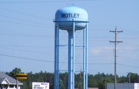 Water Tower, Motley Minnesota, 2007