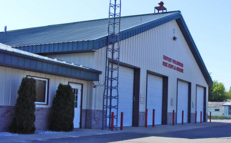Fire Department, Motley Minnesota, 2007