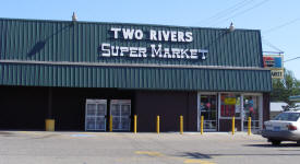 Two Rivers Supermarket, Motley Minnesota
