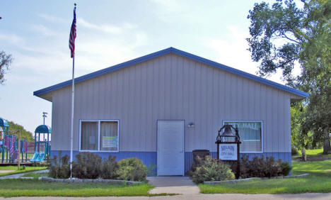 City Hall, Nelson Minnesota, 2008