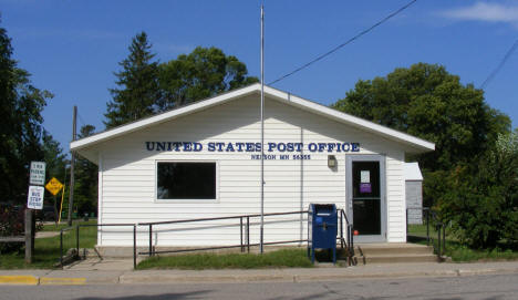 US Post Office, Nelson Minnesota, 2008