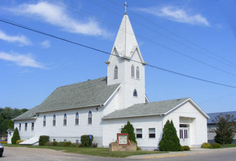 Our Saviour's Lutheran Church, Nelson Minnesota, 2008
