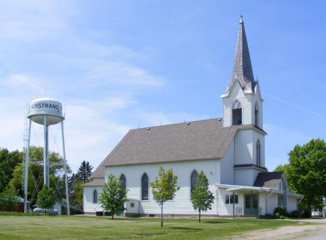 Grace Lutheran Church, Nerstrand Minnesota, 2010