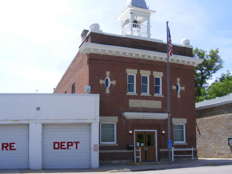 City Hall and Fire Department, Nerstrand Minnesota, 2010