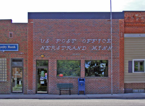 Post Office, Nerstrand Minnesota, 2010