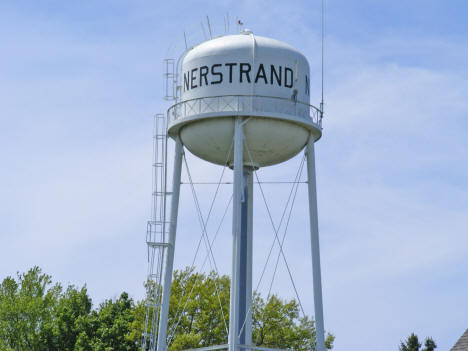 Water Tower, Nerstrand Minnesota, 2010
